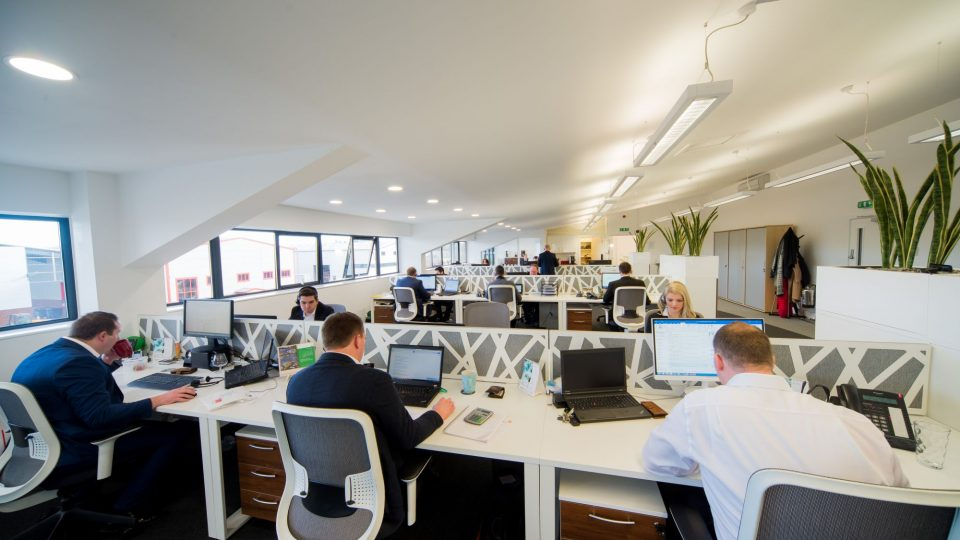 Creating The Right Work Environment For Your Office